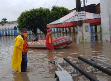 Governo do estado discute Plano de Contingência de prevenção às chuvas