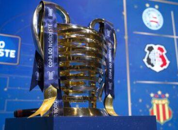 Copa do Nordeste: definidos os confrontos das quartas de final