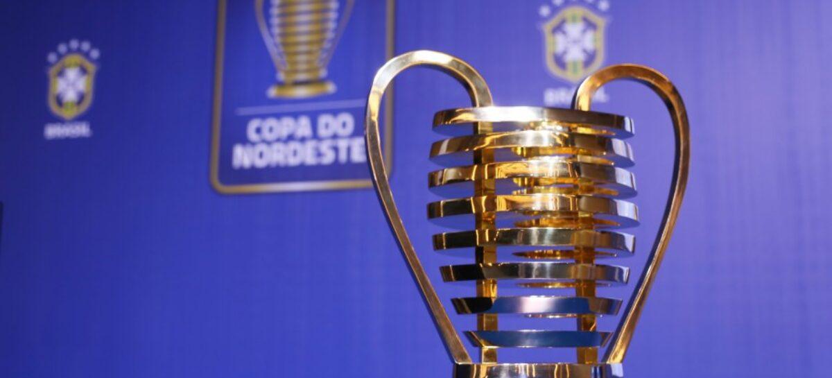 Confiança empata com o Botafogo pela Copa do Nordeste nesta segunda