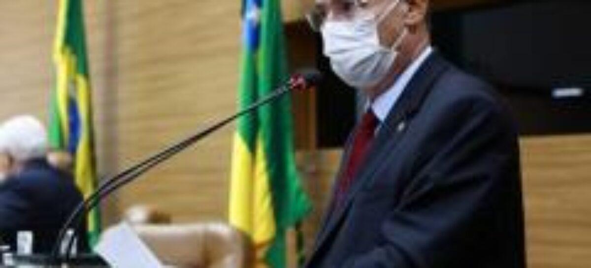 Deputado pede ampliação de sinal de telefonia móvel e banda larga no interior sergipano