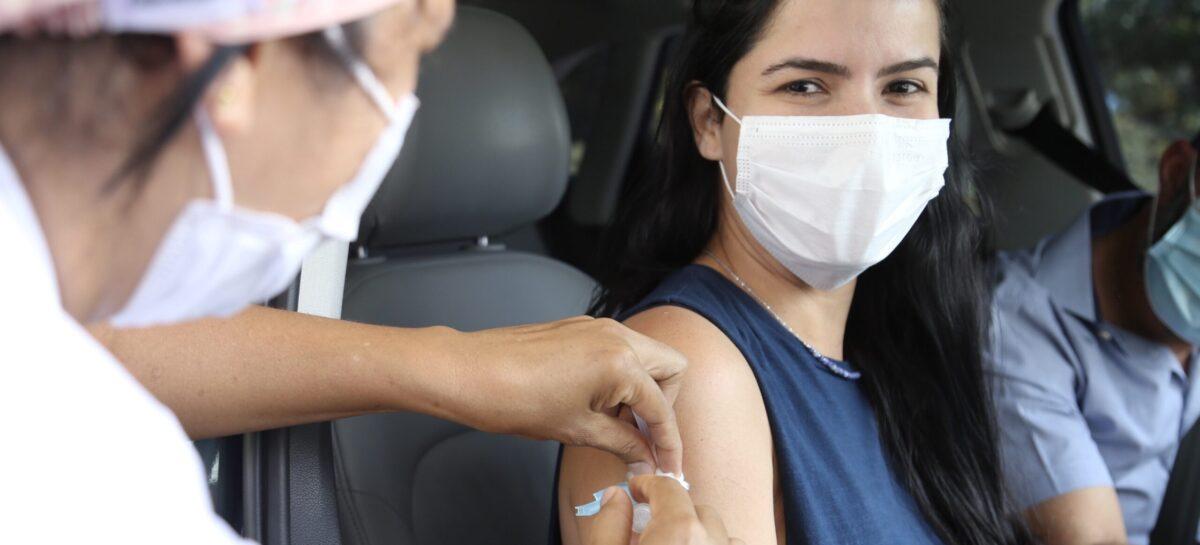 Domingo de Páscoa ultrapassou os mais de 70 mil vacinados em Aracaju