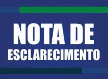 Em nota, governo do estado diz que não há proibição de lives em Sergipe