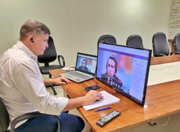FAMES busca esclarecimento de bloqueio do FPM em reunião com DRF e EOPP
