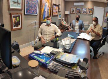 FAMES busca parceria com o Banese para melhoria da Educação Básica da rede municipal