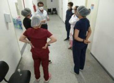 Serviço pioneiro em Sergipe reabilita pacientes recuperados da Covid-19