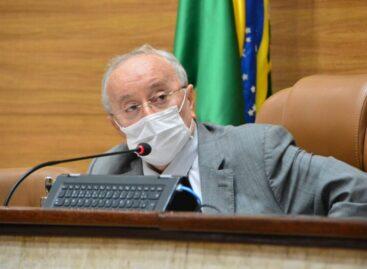 Luciano Bispo propõe vacinação da H1N1 para servidores da Alese