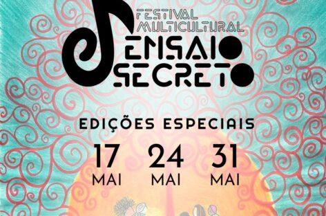 O Coletivo de Artes Ensaio Secreto lança Festival Multicultural