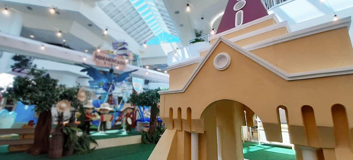 'Sempre mais Tradição': RioMar Shopping celebra o São João com espaços interativos