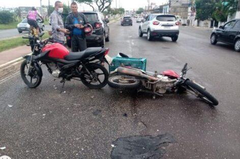 Três acidentes de trânsito são registrados no inicio da manhã desta terça-feira em Aracaju