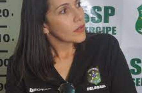 """Delegada Danielle Garcia é ameaçada e avisa: """"não temos medo de moleques covardes"""""""