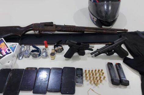 Sergipe: Policial civil é preso durante operação contra grupo investigado por roubar residências