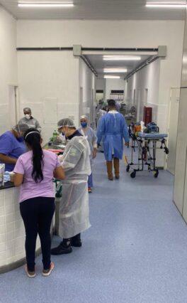 Governo abre 10 novos leitos no Hospital de Itabaiana e amplia assistência a pacientes Covid-19