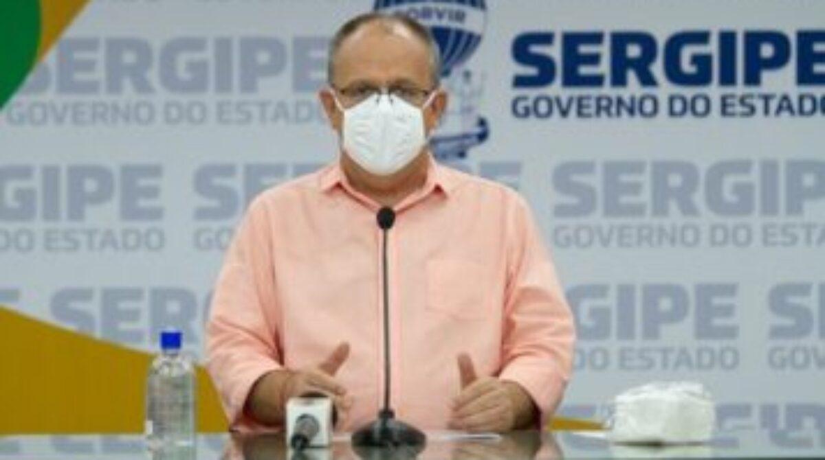 Governador Belivaldo Chagas faz nova redução na duração do toque de recolher em todo estado
