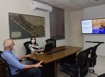 Prefeitura de Aracaju anuncia que vacinará pessoas de 32 anos a partir desta terça-feira, 20