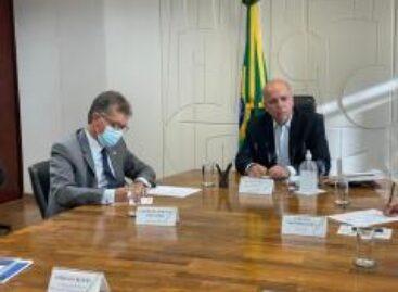 Deputado Laércio Oliveira atua em defesa do emprego na Reforma Tributária
