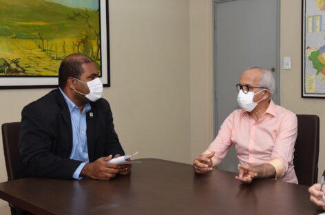 Prefeitura de Aracaju e UFS firmarão convênio para criação de núcleo conjunto de inovação
