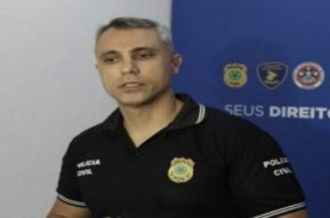 Delegado Marcelo Hercos apresenta evolução em quadro clínico, diz SSP