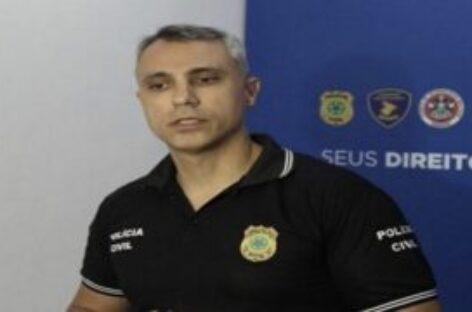 Após melhora, delegado Marcelo Hercos é transferido para o Hospital São Lucas