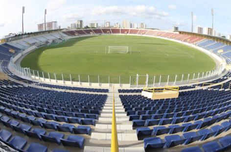 Jogos de futebol em Sergipe permanecem com autorização de 20% de público nos estádios