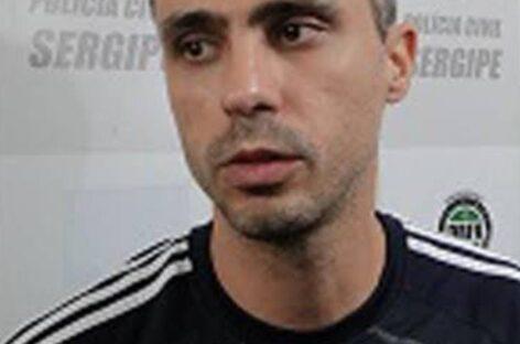 Em nota, SSP diz que o delegado Marcelo Hercos permanece em estado grave, intubado e sedado