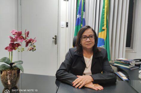 Diná Almeida entrega o mandato como determina a decisão com a consciência tranquila