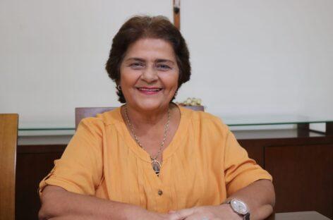 Gracinha Garcez foi prefeita por duas vezes do município de Itaporanga
