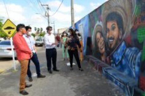 Projeto pioneiro oportunizará estágio para jovens de escola estadual em Muribeca