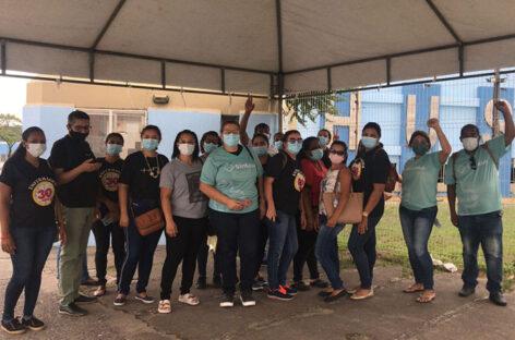 Servidores da saúde, representados pelo Sintasa, aprovam proposta da gestão do Acordo Coletivo