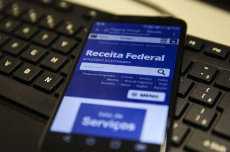 Receita libera nesta quinta-feira a consulta ao 5º lote de restituição do IR