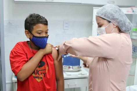 """Secretaria de Saúde divulga balanço do Dia """"D"""" de Multivacinação"""