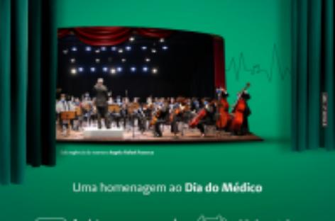 Unimed Sergipe exibe concerto em comemoração ao Dia do Médico nesta segunda